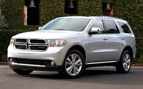 dodge durango review and photos