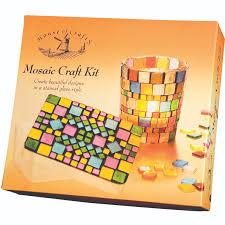 mosaic craft kit house of crafts