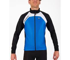 cycling jacket blue giordana silverline thermal cycling jacket blue