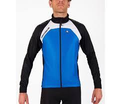 cycling jacket blue giordana silverline thermal cycling jacket blue
