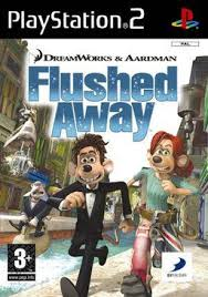 flushed video game