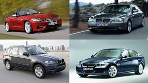 bmw types of cars bmw reviews specs prices top speed
