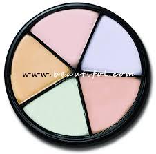 Color Concealer Best Make Up Concealer 5 Light Colors Foundation Long Lasting