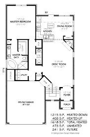 european style house plan 3 beds 2 50 baths 1618 sqft 424 38 1215