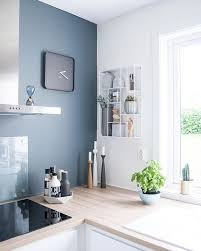 couleur de cuisine mur cuisine colorée 10 idées pour faire entrer la couleur dans sa