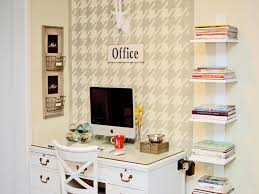 Organize Office Desk Home Office Organization Tips Hgtv
