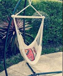 the mexican style hammock chair is by far the most comfortable