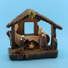 aliexpress com buy christmas home decor nativity scene figurines
