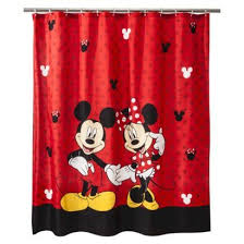 mickey mouse bathroom ideas my new mickey mouse shower curtain from target all things mickey