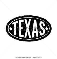 Welcome texas two badge icons flat stock vector 655127995