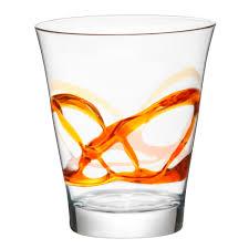 bicchieri colorati bormioli horecapoint bicchiere lui ceralacca bormioli arancione
