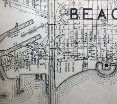 Map Of Long Beach Long Beach Ca 1944 Map By Thomas Brothers Maps Map Is G U2026 Flickr