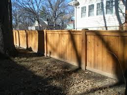 wood fence designs for your yard outdoor living inc