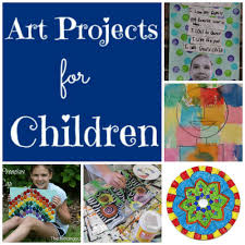 10 more art projects for children