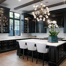 black kitchen furniture mesmerizing black kitchen cabinets in home decorating ideas with