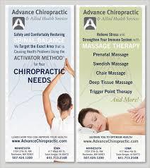 13 best chiropractic brochure templates u2013 psd designs free