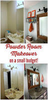 Ideas For Powder Room Makeovers Powder Room Reveal Full Of Awesome Powder Room Ideas Designer