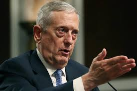 mattis says us strike destroyed large number of syrian military