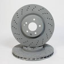 mercedes c class brake discs front brake discs c class w203 c32 amg kompressor original