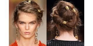 spring 2016 hair trends runway inspired hair trends for spring