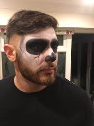 Halloween Makeup Beard by Cheryl Craft Chezcraft Twitter