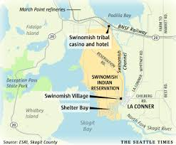 Bnsf Subdivision Map Swinomish Leader Brian Cladoosby Fights For Salmon And Sovereignty