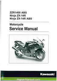 kawasaki zzr 1400 abs ninja zx 14r abs 2012 2015 motorcycle