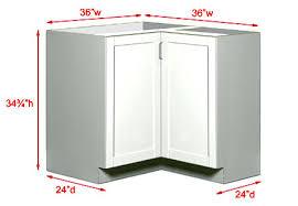 Kitchen Cabinet Dimensions Kitchen Upper Corner Cabinet Dimensions