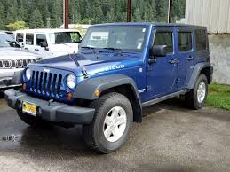 jeep wrangler maroon jeep wrangler unlimited rubicon suv in alaska for sale used