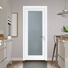 Kitchen Interior Doors Glass And Wooden Kitchen Interior Door Kitchen Door Goldea One