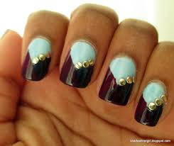 24 brilliant 3 color nail designs u2013 slybury com