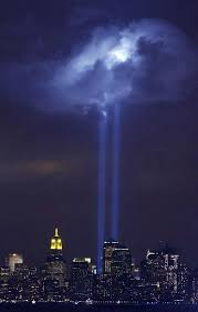 9 11 Memorial Lights September 11th Tribute In Light Through The Years Pictures