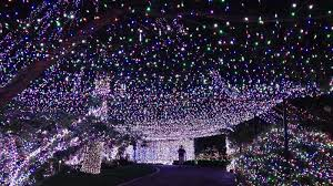 ten breathtaking light displays from around the world
