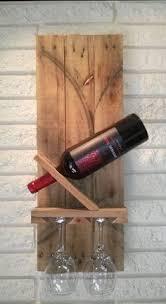 wine racks back woods art takes wine racks to a new level each