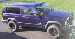 purple jeep cherokee steve pakalnis 1999 jeep cherokee specs photos modification info