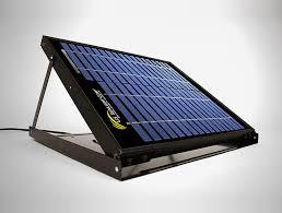 30 watt solar attic fan air vent inc