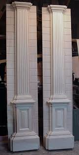 Exterior Door Pediment And Pilasters by Windows U0026 Doors Colonial Exterior Trim And Siding Windows