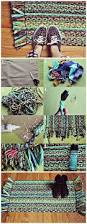 Making Braided Rugs How To Upcycle Old Clothes Into Diy Braided Rugs Diy Tag