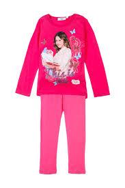robe de chambre violetta pyjama imprimé violetta du 6 au 12 ans