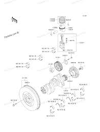 parts diagram for kawasaki mule 2510 28 images partzilla oem