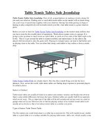 used outdoor table tennis table for sale table tennis tables sale joondalup 1 638 jpg cb 1409277993