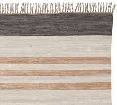 Indoor Outdoor Rug Stinson Synthetic Indoor Outdoor Rug Gray Multi Pottery Barn