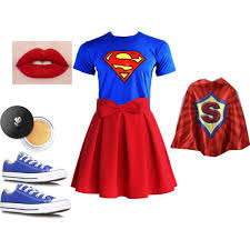 Halloween Costumes Supergirl 10 Supergirl Costume Ideas Superman
