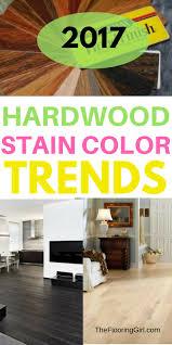 hardwood flooring stain color trends refinish hardwood floors