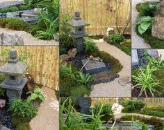 chambre d hote japon un décor japonais dans un petit jardin à l ombre jardin