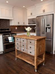 Kitchen Island With Legs How To Make Kitchen Island Buildn Upscale Tos Diy Look Like