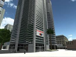 Modern City Low Poly Modern City Unity Asset Pack On Behance