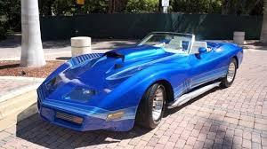 1969 corvette stingray for sale blue 1969 chevrolet corvette stingray can am greenwood design for