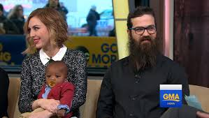 why did jesicarobertson cut her hair duck dynasty stars jep and jessica robertson introduce adopted