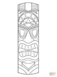 great tiki coloring pages 11 about remodel coloring pages for kids